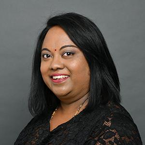 Denisha Seedoyal-Seereekissoon